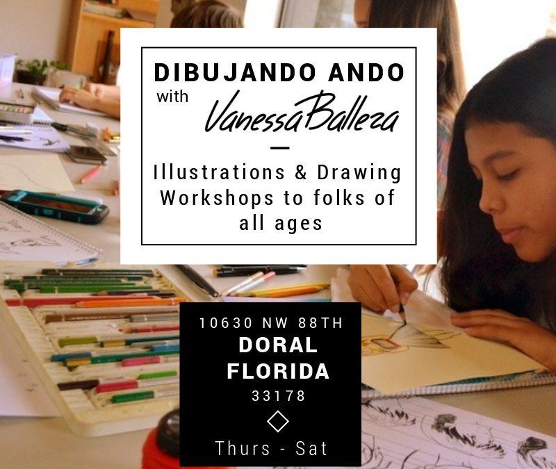 Te interesa aprender a dibujar, pintar o illustrar.